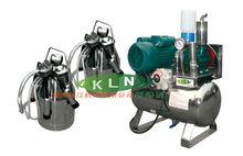 vacuum pump type cow milking machine pipeline system