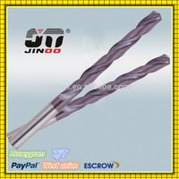 tungsten carbide drill with matrix