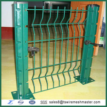 PVC Coated Ilightweight garden fencing/farm or vegetable garden fencing