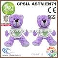 sweet little mini ursos de pelúcia brinquedos da fábrica na china