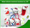 2014 Beautiful lady accessories hand sanitize holder for traveling/girl gifts