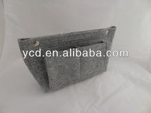 grey nepalese cosmetic bag