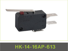 Low operating force micro switch for Paper shredder 10A 16A 21A TUV UL VDE CE CB KC