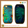 New selected quality TPU+PC fluorescent phone Case for iPhone 5 5s