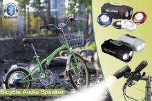 Bluetooth Wireless Speaker Glare Flashlight Outdoor Sport Portable Speaker Bike Bicycle MP3 Player
