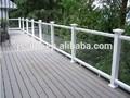 Impermeável madeira decking composto plástico placa, preço mais barato, melhor barco/exterior deck pavimento material