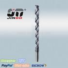 solid cnc carbide single-flute drill bit parallel drilling machine