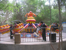 Exciting rotation bounce rides, toy amusement park rides, cheap amusement park rides for sale