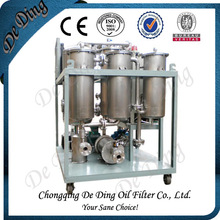 Waste internal-combustion engine oil filtering machine with CE Approval,distillation technology