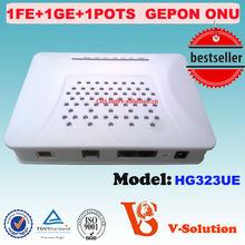 Indoor Router / GEPON ONU /EPON Modem / FTTX CPE