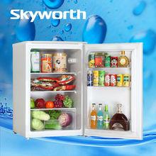 commercial refrigerator single door table top mini fridge SRS-130DL130L