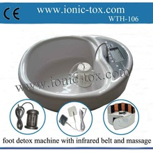 Good quality Electronic foot detox spa WTH-106 for Personal Care