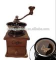 Manual de molinillo de café
