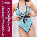 امرأة الرباط الأزرق وتمتد الرسن تيدي الملابس الداخلية الملابس الداخلية جنسي الشريط