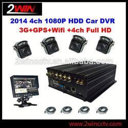 Newest 3G GPS Wifi Full HD 1080P car dvr g8000h