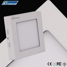 Fast popular 300*300mm cool white led solar panel from professional led product factroy