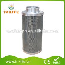 "6"" 150mm Hydroponic Fan Carbon Filter Duct Kit Grow Tent Ventilation"