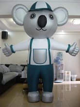 2014 new product advertisement inflatable cartoon