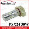 SpeedLight Factory 12V 24V 30W 50W 60W 80W PSX24 LED Car Bulb