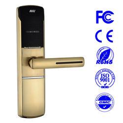 Smart RF Card network biometric door lock