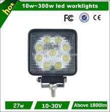 longer lifetime+higher lumens 20w led working light bar