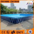 winsun marque de haute qualité 12x36 piscine intex structure métallique