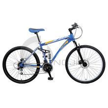21 Speed Disc Brake Steel Frame Mountain Bikes
