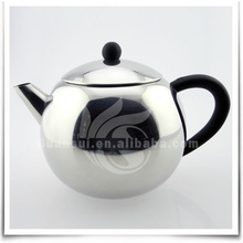 New Style 2-size metal stainless steel metal tea pot