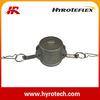 PP/ALUMIUM/BRASS/STAINLESS STEEL material camlock couplings