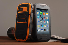 4.3 inches 1G+4G with walkie talkie S09 ip68 waterproof android phone