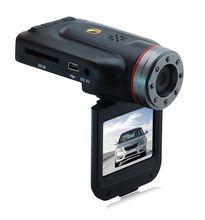 China manufacturer 2inch super wide-angle IR lights car cam dash dvr camcorder video recorder gs8000l