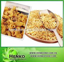 macaroni types