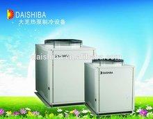 Air source heat pump Refrigerant 410A 4.5KW---80KW air to air heat pump