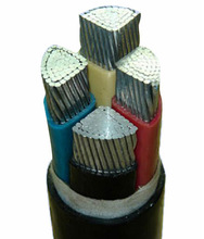 1 Core PVC power cable 10sqmm/Al conductor/PVC insulated and PVC sheath -Factory in China (0.6/1kV low voltage)