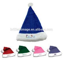 Christmas Plush Santa Hats/Long Plush Christmas Decoration