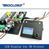 Small size graphic LCD controller 12864 for Reprap 3d printer Sanguinololu board