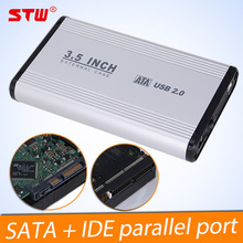 china Factory direct usb 2.0 1.8 hdd enclosure