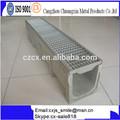 yüksek kalite sıcak daldırma galvanizli beton drenaj kanalı