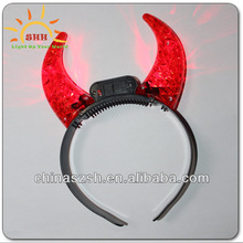 Lovely led flashing hairband for teenagers
