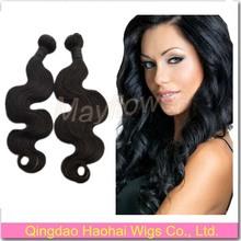 100% virgin human hair 8~28 inch hair length various color can be customized hair extension