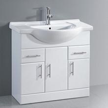 European style bathroom vanity