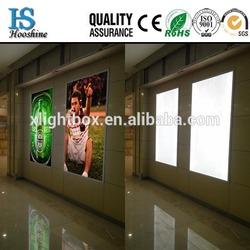 2014 Hot sale led light box/Ultrathin led light box/LED picture photo frame