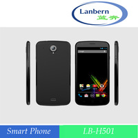OEM ODM super price wholesale china smart android 4.4k.k single micro sim touch screen no brand smart phone LB-H501