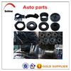 EPDM moulded auto rubber part with black colour
