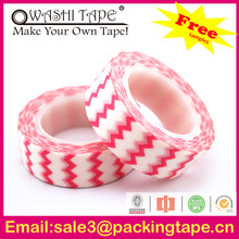 Multifuctional wisteria motif with washi tape made in China SGS