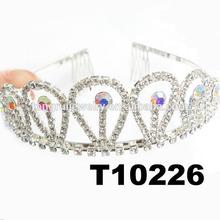 wholesale tiaras glitter crystal bridal headband