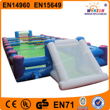 Wholesale inflatable soccer field price, inflatable football court