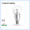 low cost led interior light 3w led globe lighting,e14 light led bulbs