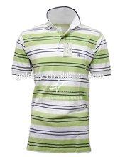 polo shirt cotton elastane,promotion striped polo shirt,mens polo collar striped t shirt