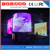 Hot Selling!!! 360 degrees led screen,360 degrees led display for advertising,rental